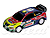 Carrera GO Ford Focus RS WRC 2006 BP-Ford Abu Dhabi World Rally Team 61120