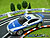 Carrera GO Porsche GT3 Polizei silber/blau 61113