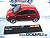 Carrera GO Fiat 500 rot 61129