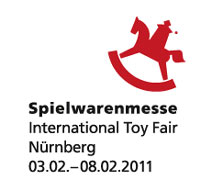 Termin der Spielwarenmesse International Toy Fair Nürnberg 04.02.-09.02.2010