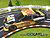 SCX Compact Nascar Chevrolet Impala SS Nr.31 Caterpillar