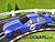 CX Compact Nascar blau strips