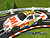 SCX Compact Nascar Ford Fusion Nr. 90 Greg Biffle 3M
