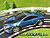 SCX Compact Toyota Celica Tuner dunkelblau