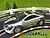 SCX Compact Toyota Celica Tuner silber