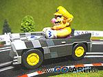 "Carrera GO!!! Mario Kart ""Wario Brute"" Art.Nr. 61038 Modell 1"