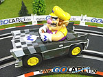 "Carrera GO!!! Mario Kart ""Wario Brute"" Art.Nr. 61038 Modell 2"