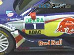 Carrera GO!!! Audi A4 DTM 2008 Audi Sport Team Abt Sportsline M.Ekström Art.Nr. 61116