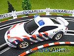 """Carrera GO Porsche GT3 Polizei Niederlande """"Polite NL"""" Art.Nr. 61121"""
