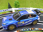 Carrera GO Subaru Impreza WRC 2008 Art.Nr. 61135