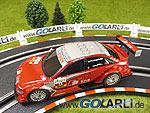 "Carrera GO!!! Audi A4 DTM 2008 Audi Sport Team Rosberg ""M. Rockenfeller"" Nr.11 Art.Nr. 61136"