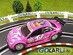 "Carrera GO!!! AMG-Mercedes DTM C-Klasse 2007 TV Spielfilm 2009 ""S. Stoddart"" Nr.8 Art.Nr. 61118"