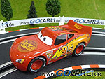 "Carrera GO!!! Disney Cars ""Lightning McQueen"" Art.Nr. 61147"