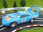 "Carrera GO!!! Disney Cars ""The King"" Art.Nr. 61148"