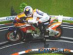 SCX Compact Motorrad aus den neuen Set Moto GP 2009