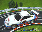 SCX Compact Porsche GT3 Cup Sonax (Fahrer Jörgen Hardt)