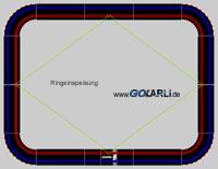 GOKarli Carrera Zusatzeinspeisung Ring