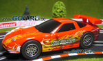"Carrera GO Chevrolet Corvette C5 ""Fire Breather"" 61003"