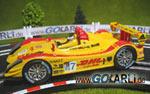 "CarreraGo Porsche RS Spyder Nr.7 ""ALMS 2006"" 61036 Romain Dumas (F)"