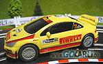 Carrera GO Peugeot 307 WRC 2004 Galli 61065