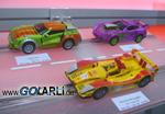 Carrera GO 2 CarForce Fahrzeuge und der Porsche Spyder