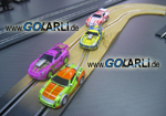 Carrera GO 4 CarForce Fahrzeuge