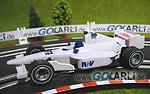 CarreraGo Formel 1 R+V weiß