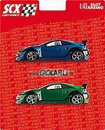 SCX Compact 1:43 Tuning Fahrzeuge 37000