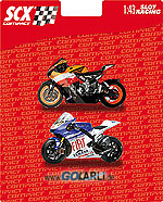 SCX Compact 1:43 Motorräder 37030