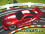 Carrera Go 1:43 Nissan 350Z Flash 61051
