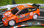 Carrera GO 1:43 Ford Focus RS WRC 06 Expert Team 61059
