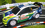 Carrera GO 1:43 Ford Focus RS WRC 06 BP-Ford World Team 61060