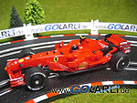 Carrera GO Ferrari F2007 Nr.6 Art.Nr. 61080