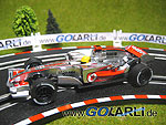 Carrera GO!!! McLaren-Mercedes MP4-22 Livery 2008 Nr.1 Art.Nr. 61094