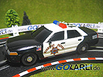 Carrera GO Ford Crown Victoria Police Interceptor Art.Nr.61106