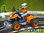 Power Slot Quad Racer GTM orange